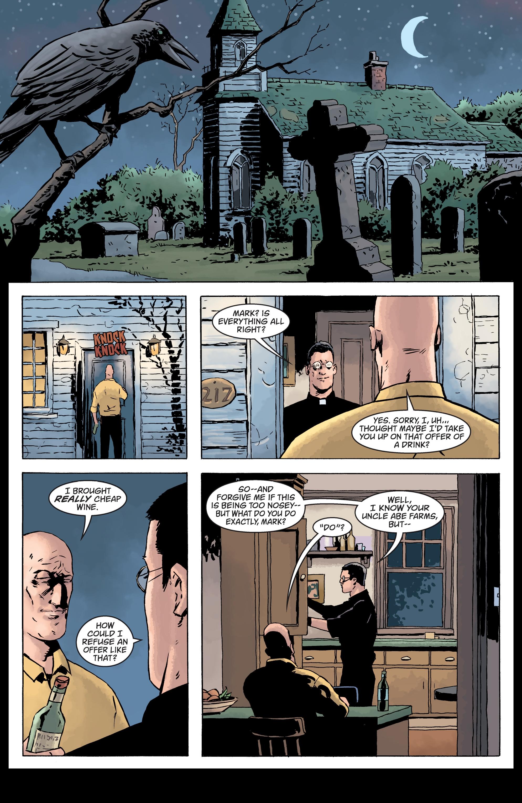 Read online Black Hammer comic -  Issue #10 - 11