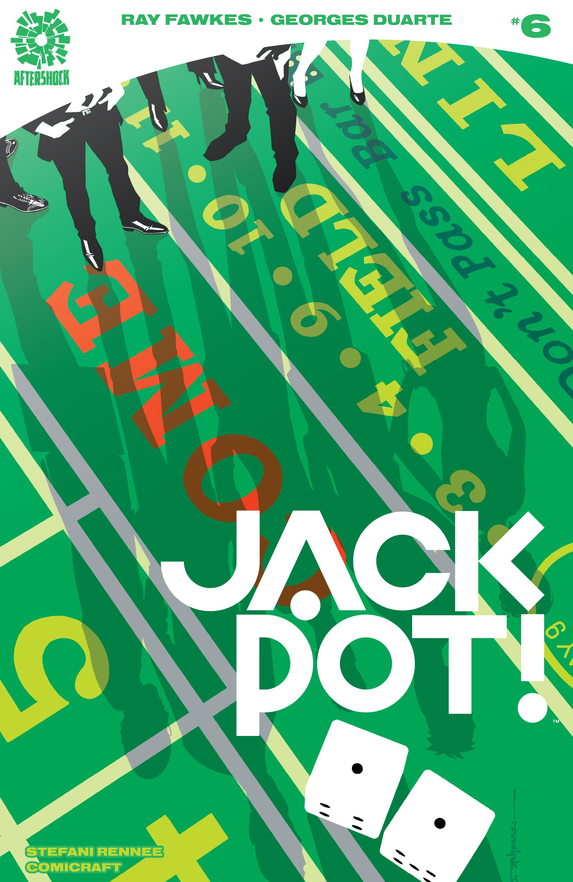 Read online Jackpot! comic -  Issue #6 - 1