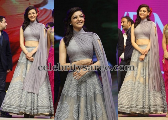 Kajal Agarwal at Sardar Gabbarsingh Audio