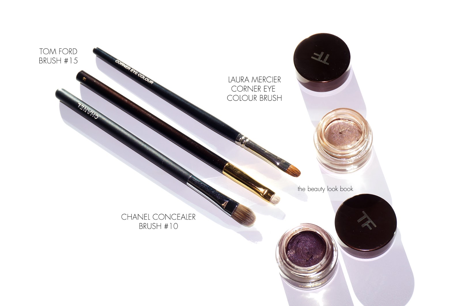 My Favorite Cream Shadow Brush To Use Is Actually A Concealer Brush The  Chanel Brush #10 Is My Goto For Cream Shadows It Has A Smooth Tip And  It's Just