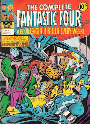 Complete Fantastic Four #26, Xemu