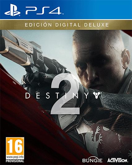 Se filtras las ediciones coleccionistas de Destiny 2, carátulas, reserva y beta