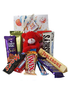 Gift My Emotions  Offer - Get 20% off on Chocolates
