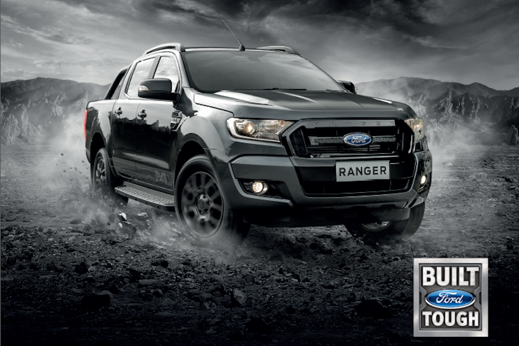 Ford Philippines Quietly Introduces Ranger Fx4