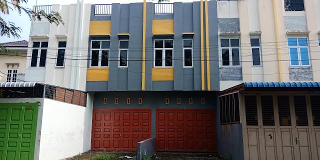 Jual Ruko Untuk Tempat Tinggal Di Jalan Sendok Ayahanda Medan Sumatera Utara - 0812 8383 8397