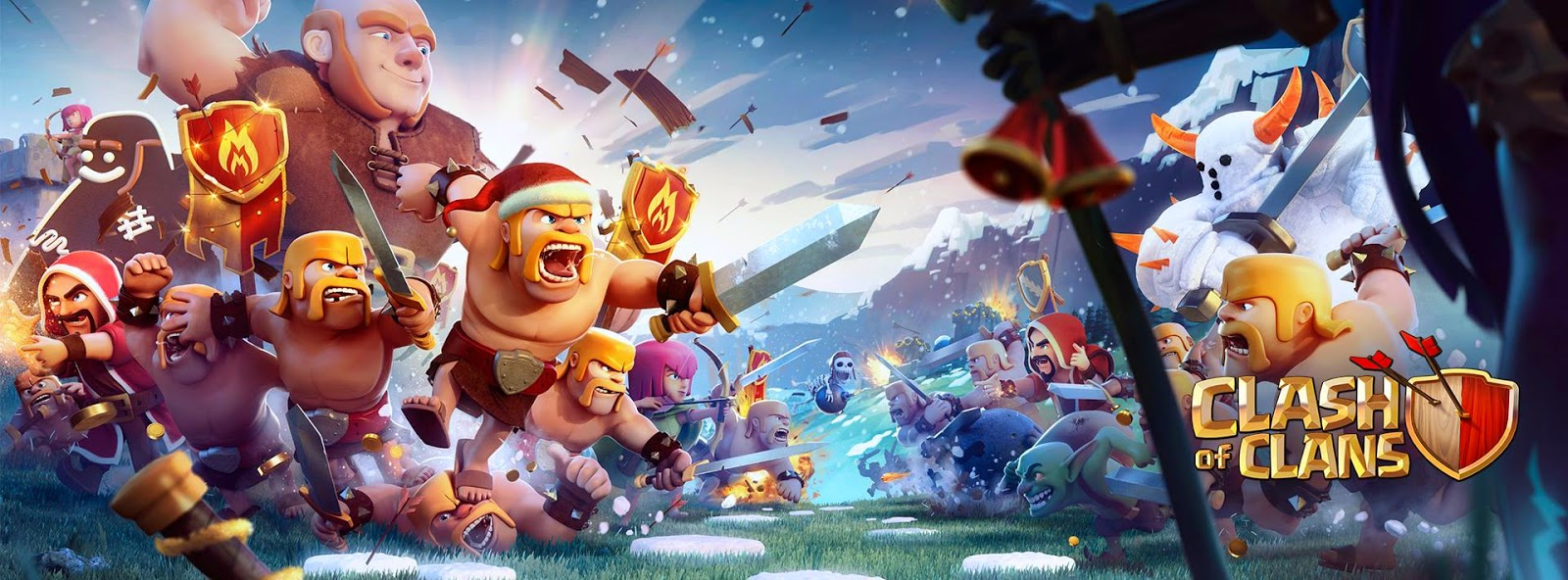 Clash of Clans HD Wallpapers