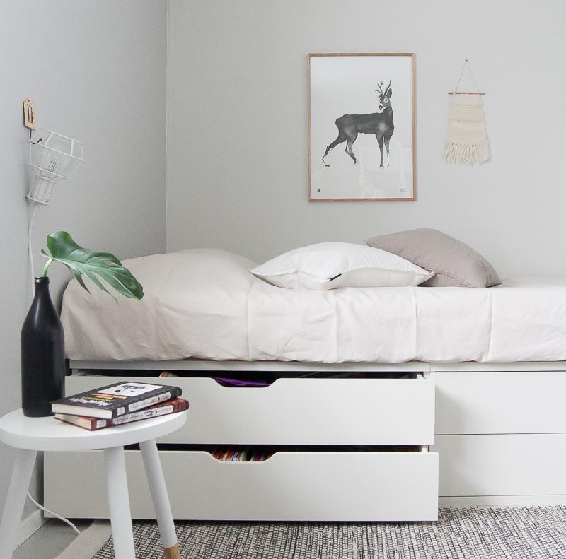 IKEA RÅVAROR-mallisto sisältää muunneltavia ja pieneen tilaan sopivia sisustusratkaisuja