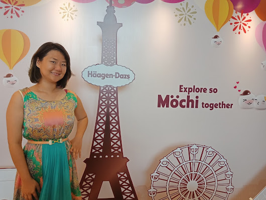 Wendy Pua | Malaysia Chinese Lifestyle Blogger: Haagen-Dazs Launched The Winter Explorer Menu for this Season Festival!