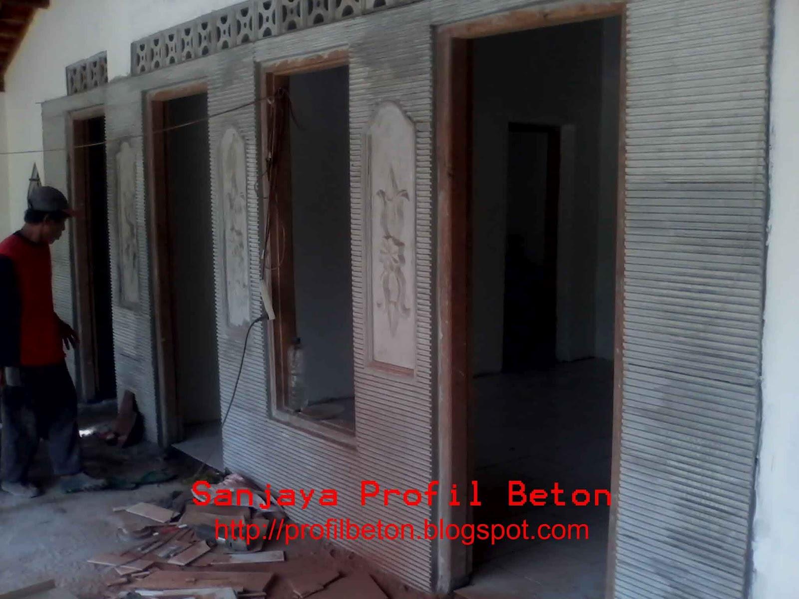 sanjaya profil beton photo apilkasi produk sanjaya profil. Black Bedroom Furniture Sets. Home Design Ideas