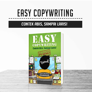 Buku easy copywriting contek abis sampai laris