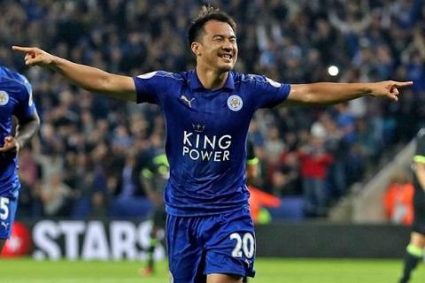 Anh trở thành cầu thủ Nhật Bản ghi nhiều bàn thắng nhất tại giải đấu bóng đá hàng đầu nước Đức