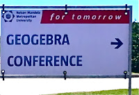 GeoGebra Conference at the Nelson Mandela Metropolitan University