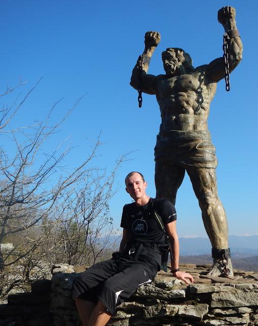 Статуя Прометея на Орлиных скалах в Сочи, Андрей Думчев