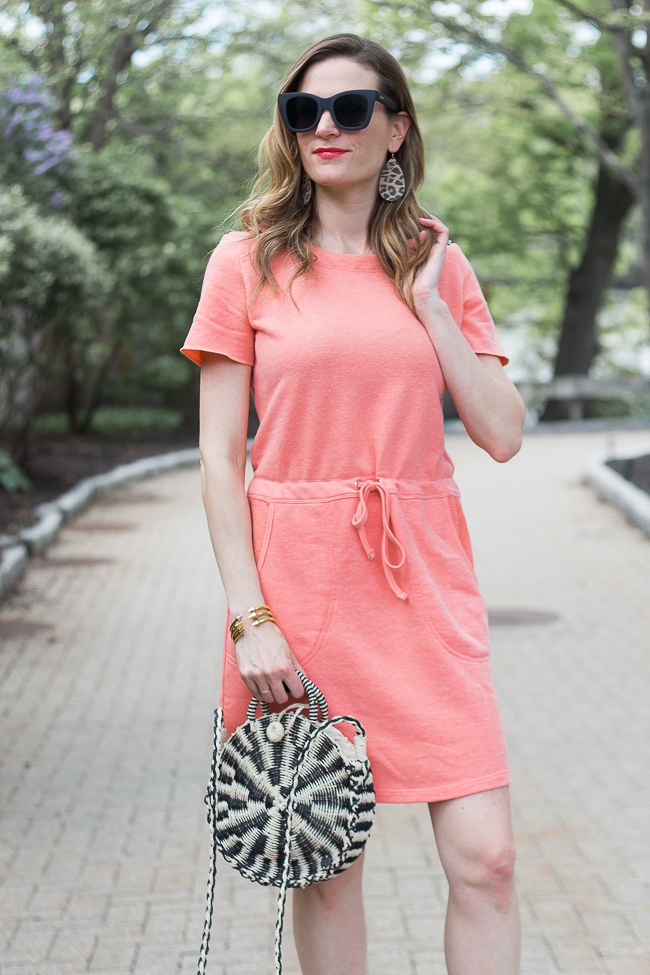 Terry Dress #summerdresses #casualstyle