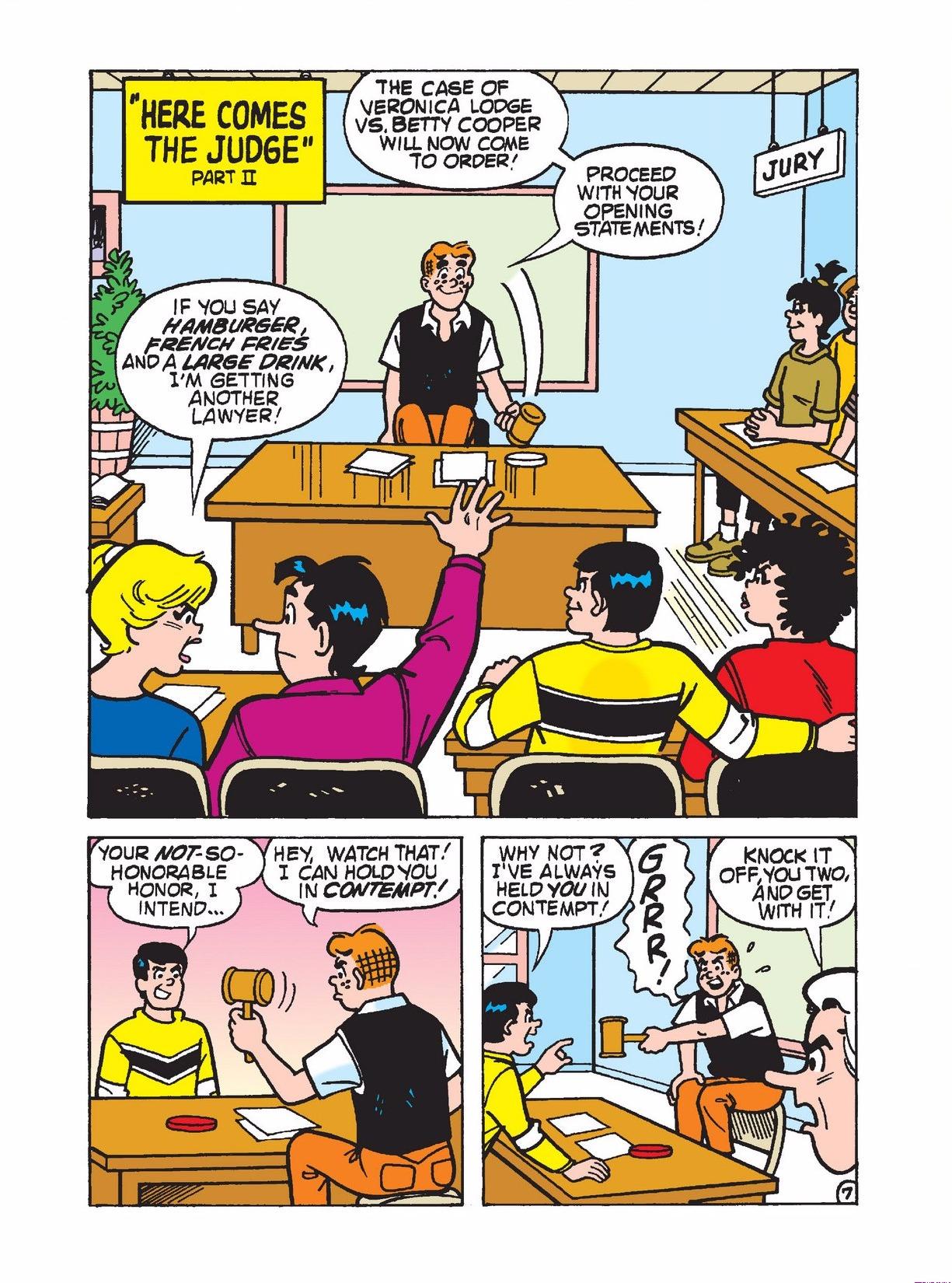 Read online Archie 1000 Page Comics Bonanza comic -  Issue #3 (Part 1) - 83