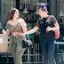 Ashley Graham e uma amiga vão à um almoço no Cafe Gratitude em Los Angeles - 01/06/2017 x6