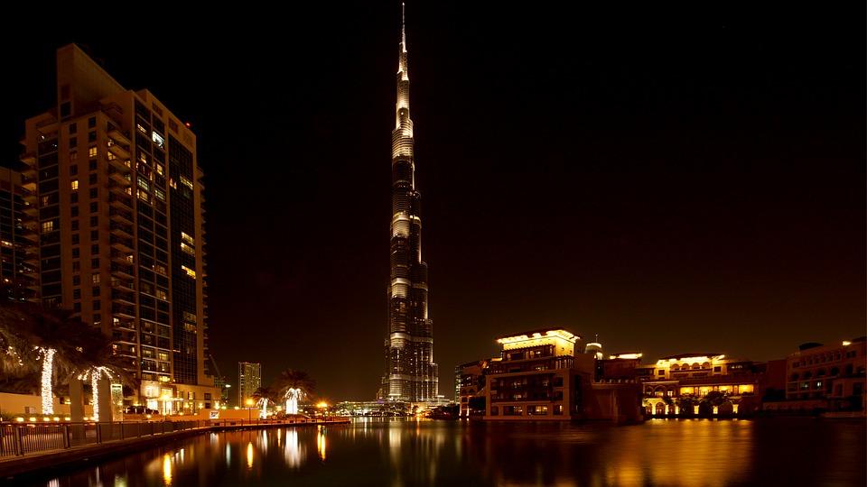 Interesting Fact About Burj Khalifa