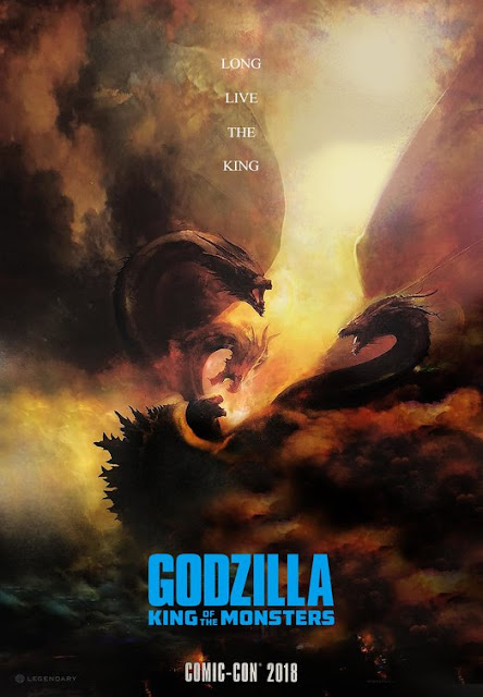 أقوى وأفضل أفلام 2019 المنتظرة بشدة Godzilla king of the monsters