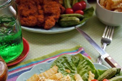 Resepi Kuah Chicken Chop Mudah