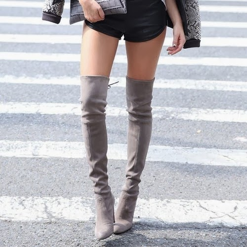 eaf3469ac6a Passion For Luxury   Thigh High Boots Seduction Luxe