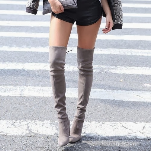 bfd4617ab09 Thigh High Boots Seduction Luxe - Sometimes Blonde