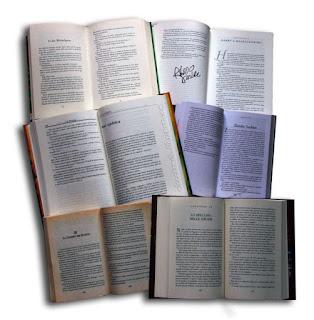 Harry Potter zagraniczne wydania - Włoskie, czeskie, chorwackie, brytyjskie, holenderskie, niemieckie wnętrze