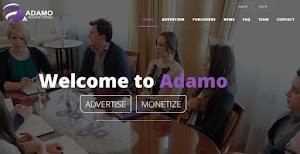 √ Adamo Review | Web And Mobile App Ad Network and Payment Proof - Ad Network