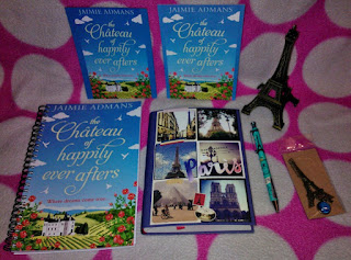 French Village Diaries book review of The Chateau of Happily Ever Afters by Jaimie Admans