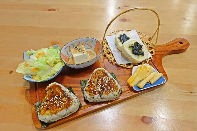 日和食自慢味噌手作飯糰