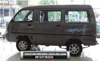 Carry Real Van GX 2