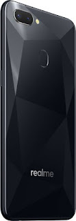 Realme 2 Diamond Black,Realme 2