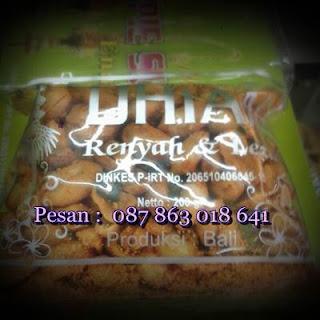 Jual Kacang Bumbu Rempah Dhian Khas Bali