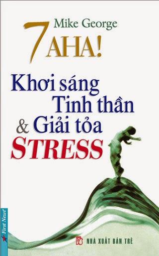 7 Aha! Khơi sáng tinh thần & Giải tỏa Stress (NXB Trẻ)