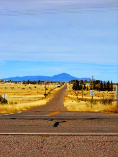 country highway in cochise county southern arizona