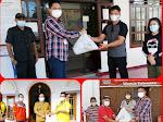 Peduli Masyarakat Isoman di Lingkar Tambang, PT ARCHI Indonesia Bagi-bagi Sembako