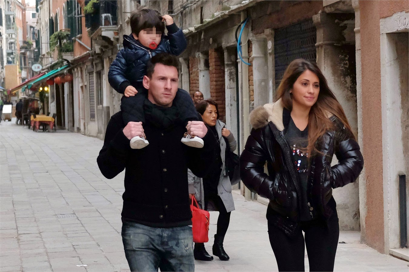 Image result for messi and antonella