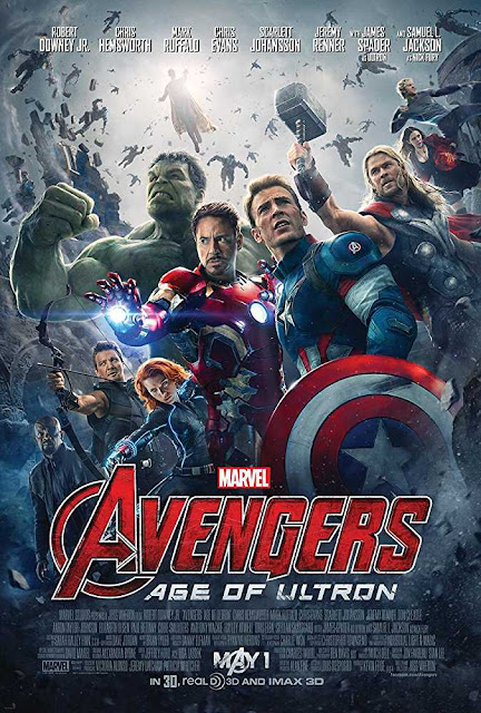 Avengers Age Of Ultron 2015 720p Bluray Dual Audio Hindi – 2.16GB