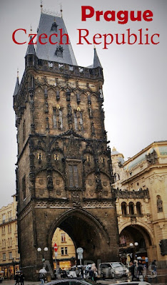 The Powder Tower Prague