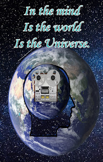 In the mind is the world, is the universe