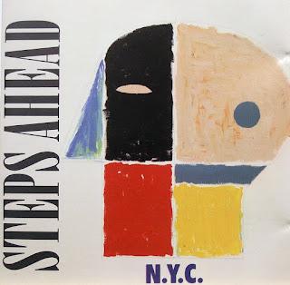 Steps Ahead - 1989 - N.Y.C.