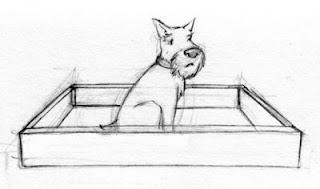 como hacer camas para mascotas