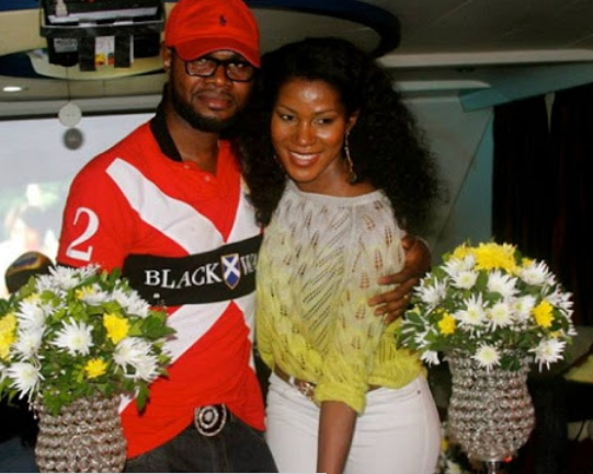 stephanie okereke husband birthday cruise ship