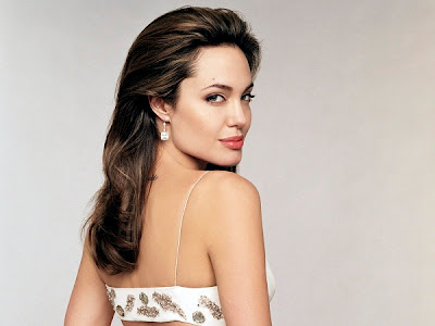 Beauty of Angelina Jolie