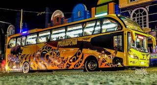 Tarif Bus Makassar-Toraja bulan Desember