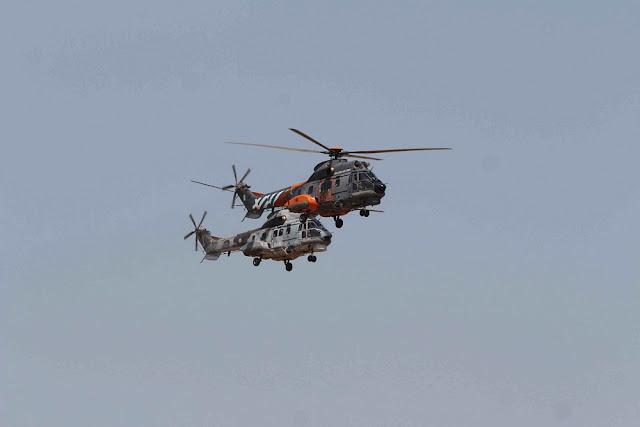Απίστευτο! Πιλότος Super Puma οδηγήθηκε στο τμήμα λόγω αεροδιακομιδής!