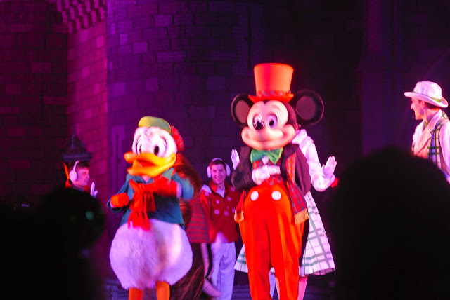 Disney, Mickey Mouse, Donald Duck