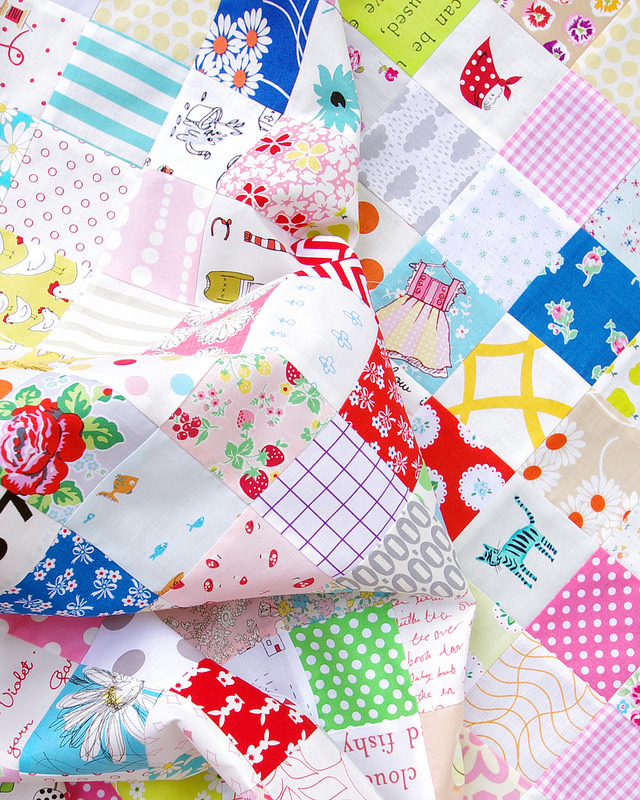 For the Love of Patchwork | Red Pepper Quilts 2016