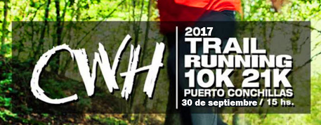 21k y 10k CWH trail running en Puerto Conchillas (Colonia, 30/sep/2017)
