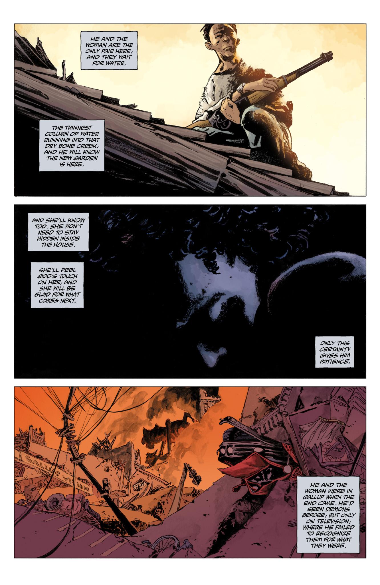 Read online Abe Sapien comic -  Issue #12 - 4