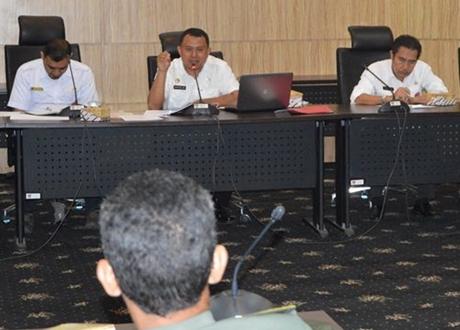 Sukseskan Pilkada Padang, Desk Pilkada Disiapkan